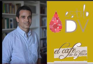 Rafa Beltrán / Charlas para Emprendedores en El Café de la Flaca.